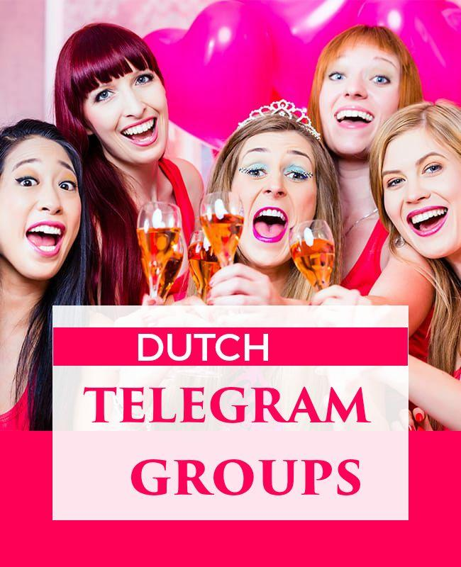 dutch telegram groups links