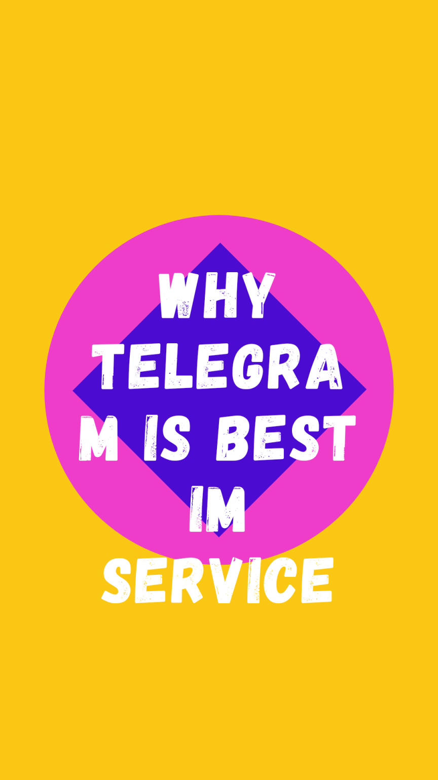 Telegram this channel is blocked because it was used to spread